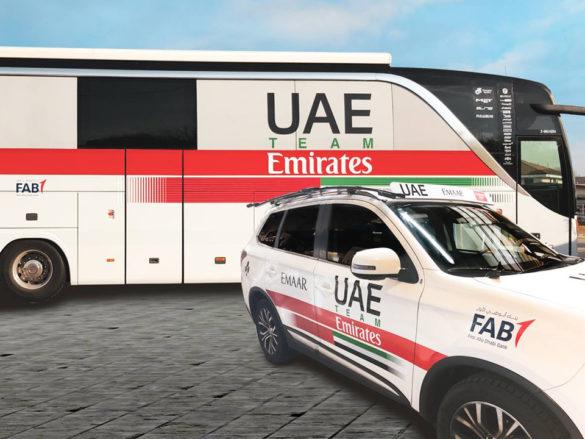 UAE Team Emirates 2019